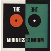 Madness The Madness UK vinyl LP