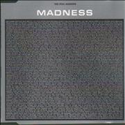 Madness The Peel Sessions UK CD single