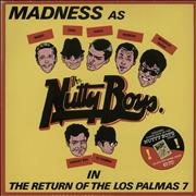 Click here for more info about 'Madness - The Return Of The Los Palmas 7 + Comic'