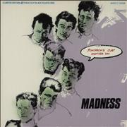 Click here for more info about 'Madness - Tomorrow's Just Another Day'