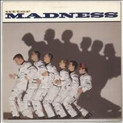 Click here for more info about 'Madness - Utter Madness + Insert'