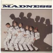 Madness Utter Madness UK vinyl LP