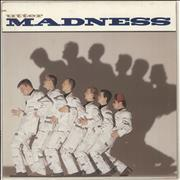 Madness Utter Madness Germany vinyl LP