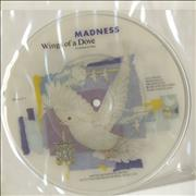 Click here for more info about 'Madness - Wings Of A Dove'