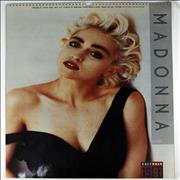 Click here for more info about 'Madonna - 1991 Calendar - large'