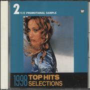 Click here for more info about 'Madonna - 1998 Top Hits Selections - Warner Music Japan Sampler'