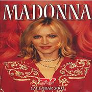 Click here for more info about 'Madonna - 2002 TV Times Calendar'
