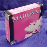 Click here for more info about 'Madonna - 3 For One - pink slipcase'