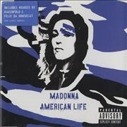 Click here for more info about 'Madonna - American Life - CD2'