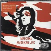 Click here for more info about 'Madonna - American Life - Part 1, 2 & 3'