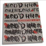 Click here for more info about 'Madonna - American Life - Promo Poster'