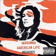 Click here for more info about 'Madonna - American Life - Remixes'