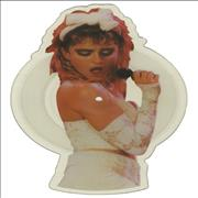 Click here for more info about 'Madonna - Angel + Stickered PVC Sleeve'