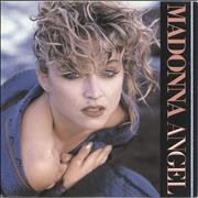 Click here for more info about 'Madonna - Angel - Blue Injection + Paper Sleeve'