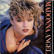 Click here for more info about 'Madonna - Angel - Glossy Sleeve + Paper Label'