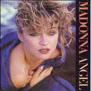 Click here for more info about 'Madonna - Angel - Jukebox + Glossy Sleeve'