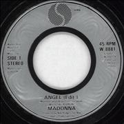 Click here for more info about 'Madonna - Angel - Jukebox'