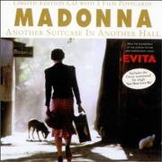 Click here for more info about 'Madonna - Another Suitcase In Another Hall'