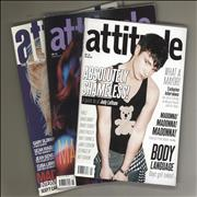 Click here for more info about 'Madonna - Attitude - Three Issues'