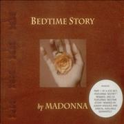 Click here for more info about 'Madonna - Bedtime Story - Booklet Sleeve'