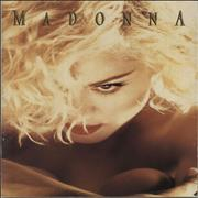 Madonna Blond Ambition World Tour - EX UK tour programme