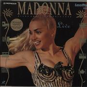Click here for more info about 'Madonna - Blond Ambition World Tour Live'