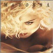 Click here for more info about 'Madonna - Blond Ambition World Tour - EX'