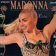 Click here for more info about 'Madonna - Blond Ambition World Tour Live - EX'