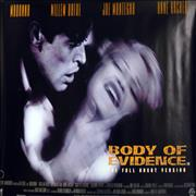 Click here for more info about 'Madonna - Body Of Evidence - Cinema - Double Sided'