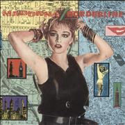 Click here for more info about 'Madonna - Borderline - Inj - Card Sleeve'