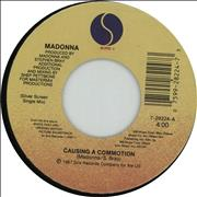 Click here for more info about 'Madonna - Causing A Commotion - Barcoded'