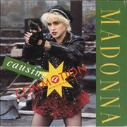 Click here for more info about 'Madonna - Causing A Commotion - Inj - Card Sleeve'
