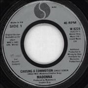 Click here for more info about 'Madonna - Causing A Commotion - Injection jukebox'