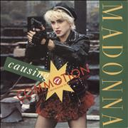 Click here for more info about 'Madonna - Causing A Commotion'