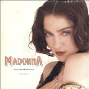 Click here for more info about 'Madonna - Cherish (Fade) + Glossy Picture Sleeve'