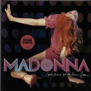 Click here for more info about 'Madonna - Confessions On A Dance Floor - Pink Vinyl'