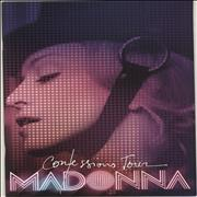 Click here for more info about 'Madonna - Confessions Tour + Postcards Etc'