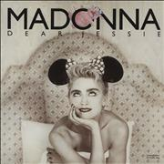 Click here for more info about 'Madonna - Dear Jessie - Poster Sleeve'