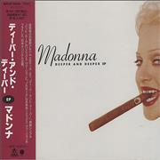 Click here for more info about 'Madonna - Deeper & Deeper'