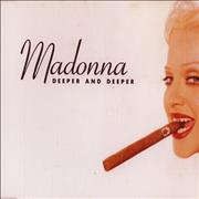 Click here for more info about 'Madonna - Deeper And Deeper'