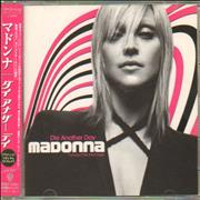 Madonna Die Another Day Japan CD single