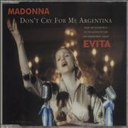 Click here for more info about 'Don't Cry For Me Argentina - Part 1 & 2'