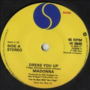 Click here for more info about 'Madonna - Dress You Up - Solid + Large Sire logo'