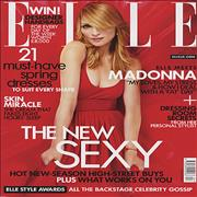 Click here for more info about 'Madonna - Elle Magazine'