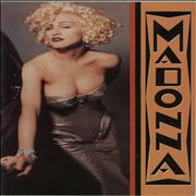 Click here for more info about 'Madonna - Europe '90'