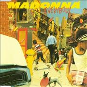 Click here for more info about 'Madonna - Everybody - Yellow'