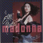 Click here for more info about 'Madonna - Express Yourself'