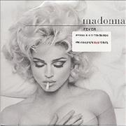 Click here for more info about 'Madonna - Fever - Red Vinyl - Doublepack - Writing On Sleeve'