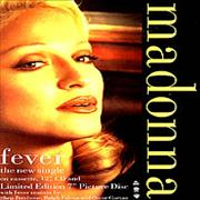 Click here for more info about 'Madonna - Fever'