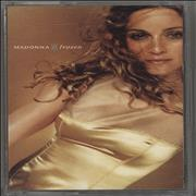 Click here for more info about 'Madonna - Frozen - Clear'